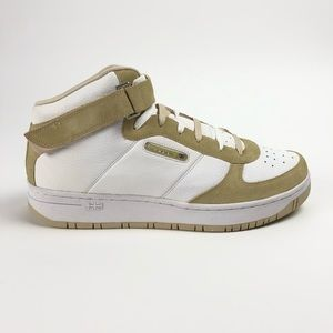Reebok Classic Mens Amaze Mid Sneakers with Strap
